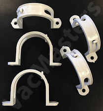 """Central Vacuum 2"""" PVC pipe straps clamps - Used for rough-in (qty 5)"""