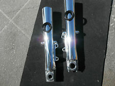 Harley front sliders lower legs front forks 00-13 FLH FLT FLHRI FLHRC POLISHED
