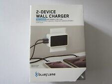 BlueFlame 4.8A 24W Dual USB Travel Wall Charger for iPhone iPad Smartphones New
