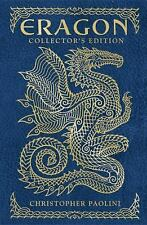 Eragon by Christopher Paolini (2013, Hardcover, Collector's)