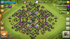 Clash of Clans lv. 103 TH 9 SEMI MAXED DEFENSE for Android & iOS, Cheap Price
