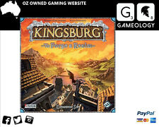 Kingsburg To Forge a Realm Expansion Board Game
