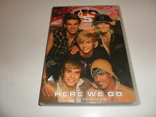 DVD  US5 - Here We Go. Live & Private