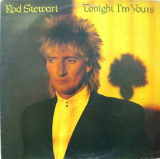 "STEWART ROD - ""TONIGHT I'M YOURS"" lp"