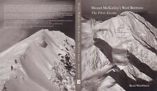 Mountaineering: McKinley, Denali Washburn 1951 First Ascent Diary, New, Unread