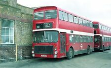London Buses JOV 780P 6x4 Quality Bus Photo