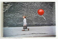 Red Balloon FRIDGE MAGNET (2 x 3 inches) movie poster Le Ballon Rouge