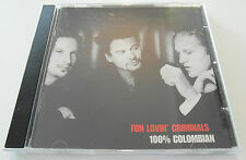 Fun Lovin` Criminals - 100% Colombian (CD Album 1998) Used very good