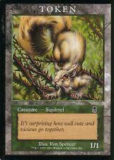 Squirrel Token | EX+ | Player Rewards Promos | Magic MTG