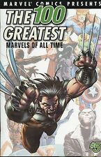 The 100 Greatest Marvels of All Time #6 (Dec 2001, Marvel) VERY FINE/NEAR MINT