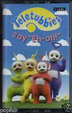 "THE TELETUBBIES - TELETUBBIES SAY ""EH-OH!"" 1997 UK CASSINGLE"