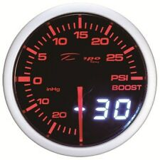 52mm Depo Racing Digital Turbo Boost Gauge WA5201LED