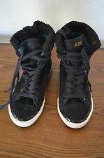 Aldo Women's Black Hi Top Sneakers Sz. 7