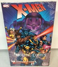 Marvel X-Men X-CUTIONERS SONG Hardcover HC Omnibus - NEW MINT SEALED