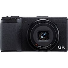 Ricoh GR II 16.2 MP APS-C CMOS Sensor Digital Camera #175843