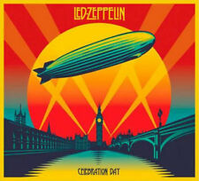 LED ZEPPELIN  CELEBRATION DAY   CD +DVD PAL