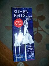 Mr. Christmas Silver Bells Musical Motion Activated Pathway Lights