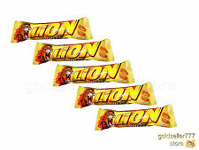 5 x Lion White New Better Nestle Chocolate Bars - 215 g / 7.58 oz