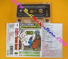 MC 883 La donna il sogno & grande incubo EDIZIONE STRAORDINARIA no cd lp dvd vhs