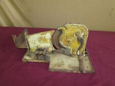 Vtg Cast iron General Slicing Machine Co. of NY Inc. USAMeat/Cheese Slicer#3043A