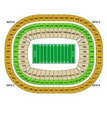 2016 SEC Championship Football Tickets 12/03/16 (Atlanta) (LOWER LEVEL!!!!!!!!)