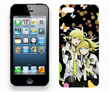 !! Vocaloid Rin - Len Anime/Manga Handyhülle Case für iPhone 5 !!