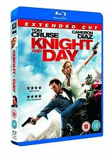 Knight and Day Blu-ray Tom Cruise, Cameron Diaz, Peter Sarsgaard, James Mangold