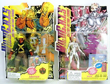 WildC.A.T.S GRIFTER & VOID action figures mint on card. Playmates, 1995