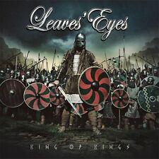 LEAVES EYES - KING OF KINGS - LP BLUE VINYL NEW SEALED 2015