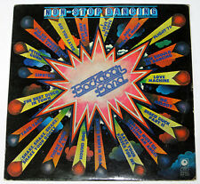 Philippines BACKDOOR BAND Non-Stop Dancing LP Record