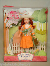 Victorian Stacie as ANNE OF GREEN GABLES 2002 Barbie I READ I DREAM_50726_NRFB