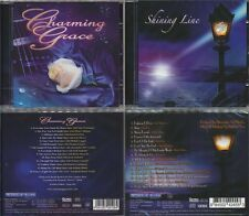 2 CDs, Charming Grace (2013) + Shining Line (2010) AOR, Lionville, Vega, Eclipse