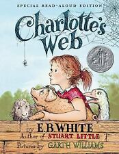 Charlotte's Web by E. B. White and Kate DiCamillo (2006, Hardcover)