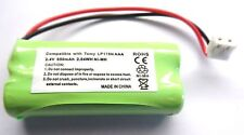 2SN-AAA75H-S-J1 COMPATIBLE RECHARGEABLE BATTERY 2.4V