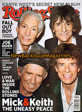 Rolling Stone 5/13,Mick Jagger,Keith Richards,Ronnie Wood,Charlie Watts,NEW