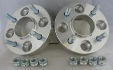 Ford Puma 4x108 20mm ALLOY Hubcentric Wheel Spacers 1 Pair