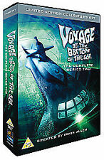 Voyage to the Bottom of the Sea - The Complete Second Series [DVD] [1961], (k2)