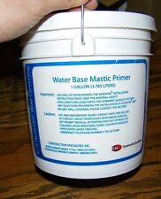 CS Construction Specialties Heavy-Duty Water Base Based Mastic Adhesive 1 Gallon