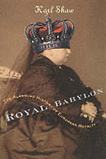 Royal Babylon, By Karl Shaw,in Used but Acceptable condition