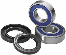 Quadboss Wheel Bearing and Seal Kit Rear for Honda TRX200SX 1986-1987 25-1126