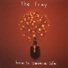 THE FRAY: HOW TO SAVE A LIFE LIMITED EDITION CD - DVD! NUMBERED 56273! NEW!!