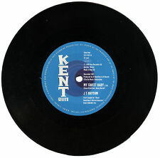 "J T RHYTHM  ""MY SWEET BABY""    AWESOME NORTHERN SOUL     KENT  LISTEN!"