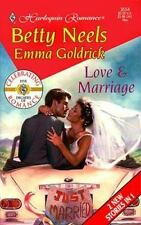 Love & Marriage  (50th Anniversary), Emma Goldrick, Betty Neels, Acceptable Book