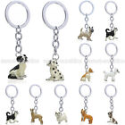 New Arrival Charm Keyring Animal Pendant Purse Bag Key Ring Chain Keychain Gifts