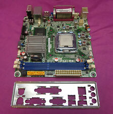 Pegatron IPX41-R3 Socket 775 Motherboard Tested and Operational