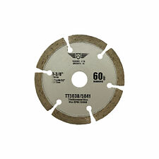 Topstools 85mm Diamond Saw Blades For Worx WorxSaw Worx WX423 WX426 400W