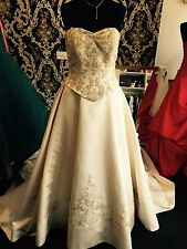Brand New Fabulous Wedding Dress Size 10 Rrp £2000