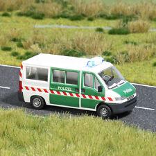 BUSCH HO 5598 Peugeot Polizei #NEU in OVP#