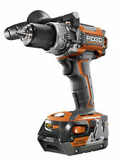 NEW RIDGID AEG COMPACT BRUSHLESS 18 V HAMMER DRILL LATEST GEN5X FREEPOST FROM UK