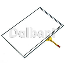 "7.1"" DIY Digitizer Resistive Touch Screen Panel 165mm 105mm 1.59mm 4 Pins"